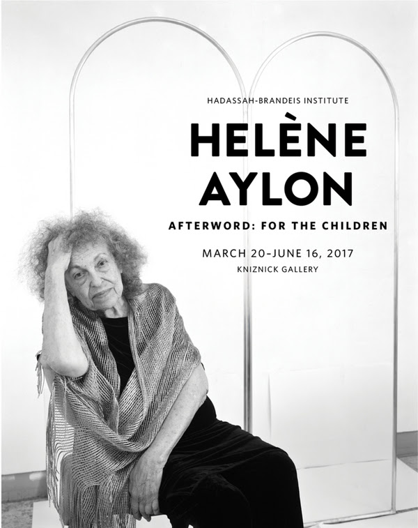 Helène Aylon | Afterword: For the Children