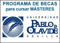 Becas para Másteres Universidad Pablo de Olavide de Sevilla