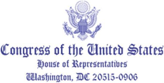 Congress of the United States, House of Representatives, Washington, DC 20515