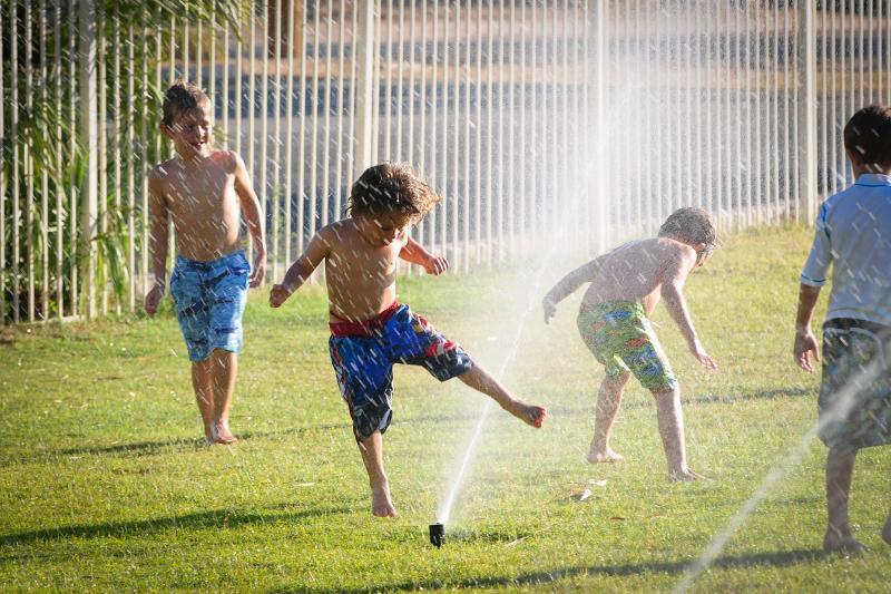Sprinkler Day