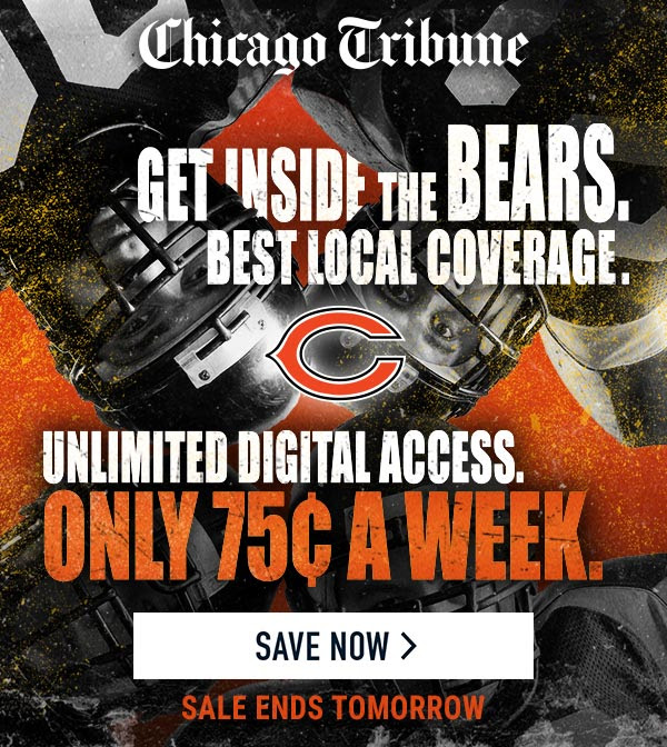 Catch the excitement, unlimited digital access, all season long, just 75c a week. Click to save now, sale ends tomorrow.