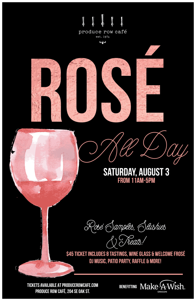 Rose All Day 2019