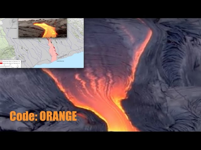 "Kilauea *Rumbles* | 31 Quakes in 42 min! | Lava ""Firehose"" still strong! 
