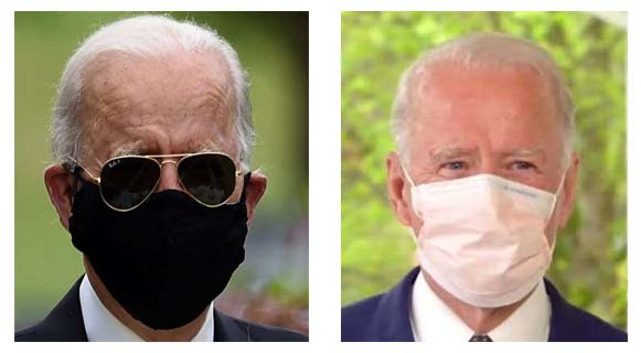 Picture of Joe Bidens stunt double