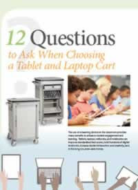12 Questions to Ask When Choosing a Tablet or Laptop Cart