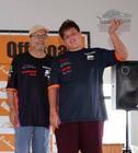 Bruno/Dallape: 2o lugar na UTV Start (Luciano Santos/DFotos)