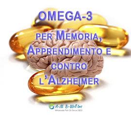 omega-3 Alzheimer