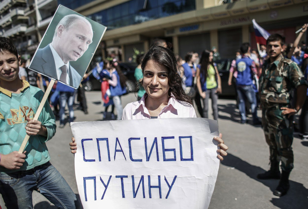 Очередная зрадоперемога: русские ушли, чтобы остаться