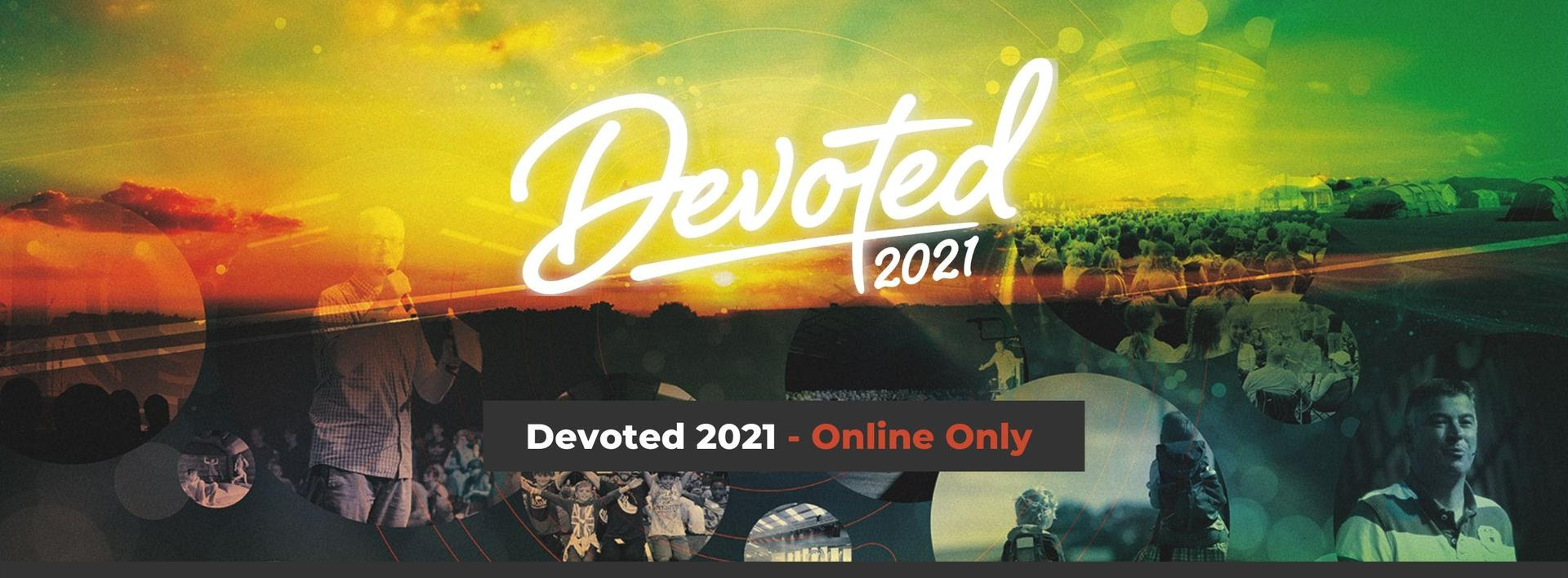 Devoted 2021 - Subscribe to YouTube