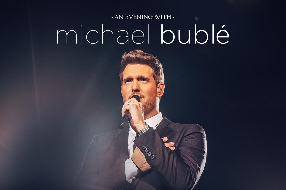 Turnê brasileira de Michael Bublé ganha novas datas em novembro de 2022