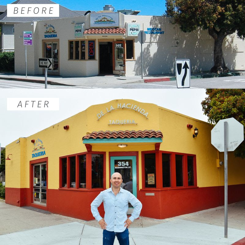 The City of Santa Cruz Economic Development Department Is Accepting Applications For Storefront Beautification Grants