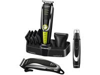 Kit Aparador de Pelos Barba e Cabelo Mondial