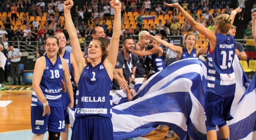 Πρωταθλήτρια Ευρώπης η Εθνική κωφών γυναικών! (pics/video)