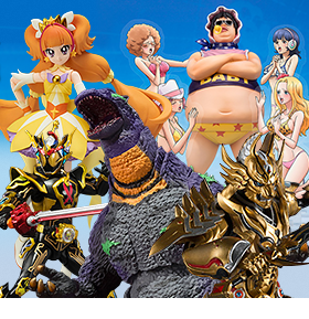 NEW JAPANESE EXCLUSIVES