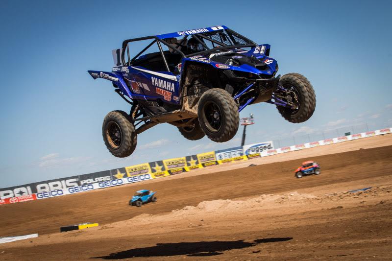 Brock Heger, Yamaha UTV, Method Race Wheels, Maxxis Tires, Bink Designs
