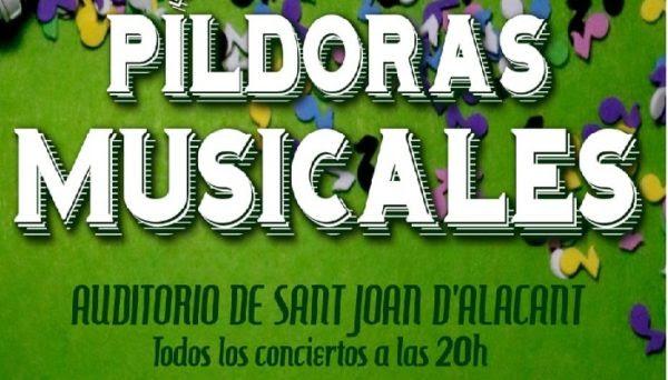 Mr Kilombo y Santero y Los Muchachos cierran el ciclo PÍLDORAS MUSICALES.