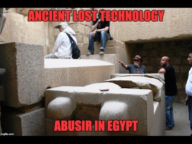 Lost Ancient Technology Of Egypt: Abusir Sddefault