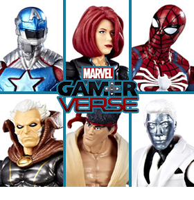 MARVEL GAMERVERSE WAVE 1