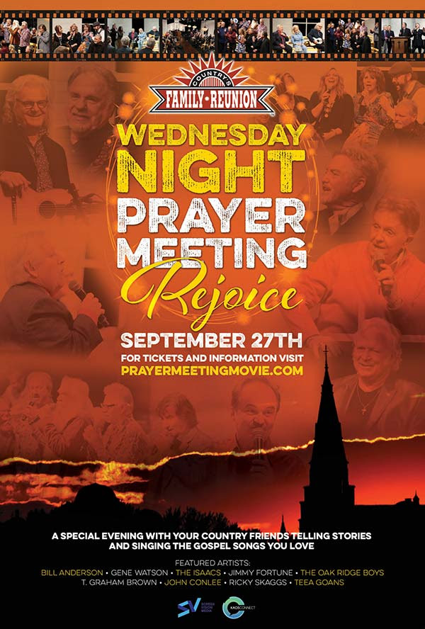 Wednesday Night Prayer Meeting Rejoice