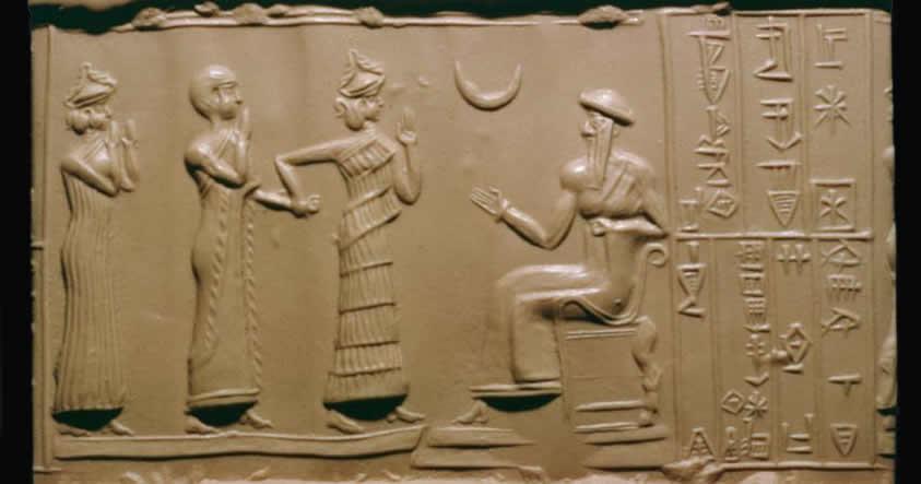 Ministro de Irak: «Antiguos sumerios fueron al espacio y descubrieron Plutón hace 7.000 años»