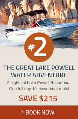 The Great Lake Powell Water Adventure - Book Now