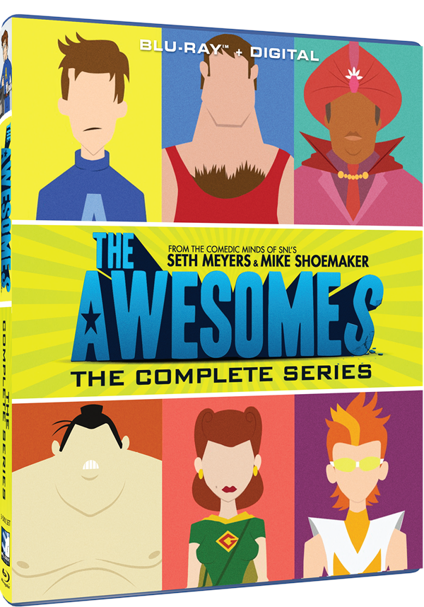 The Awesomes - The Complete Series