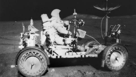 lunar sampling