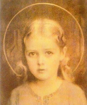 Virgen MARIA NIÑA