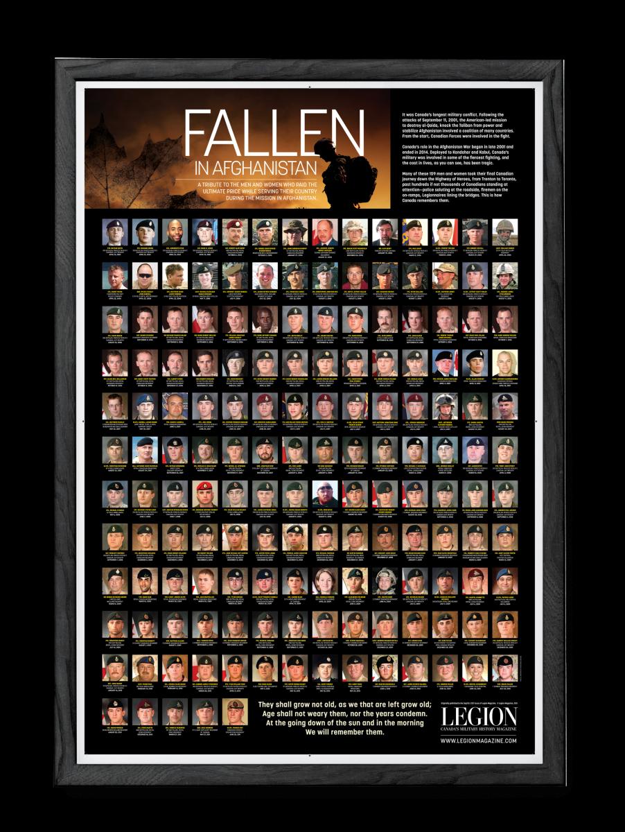 Fallen in Afghanistan