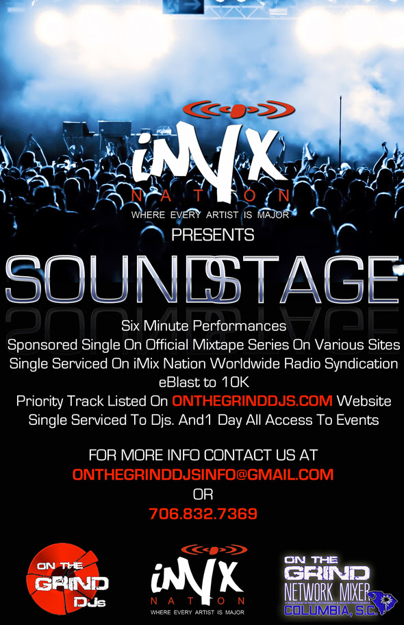 Soundstage Flyer