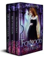 Foxblood: The Trilogy by Raquel Lyon