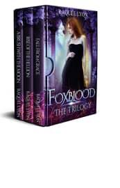 Foxblood: The Trilogy by Raquel Lyon