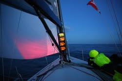 J/111 Blur sailing SkagenRace