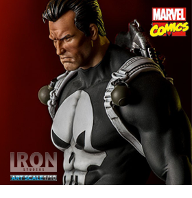 MARVEL PUNISHER 1/10 SCALE ART STATUE