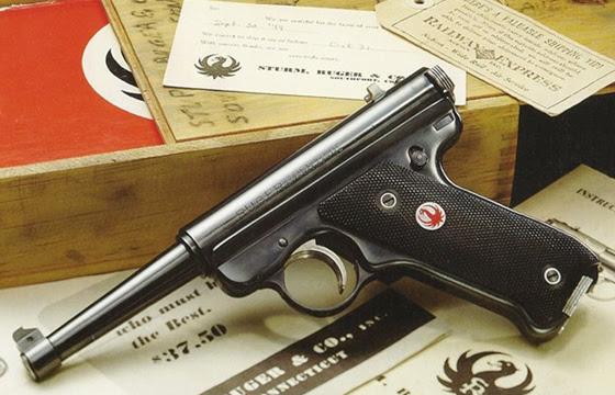 Bill Ruger's .22 Pistol