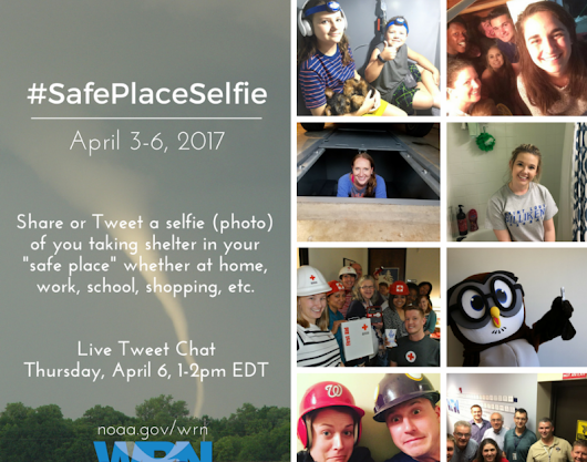 Can you participate in #SafePlaceSelfie