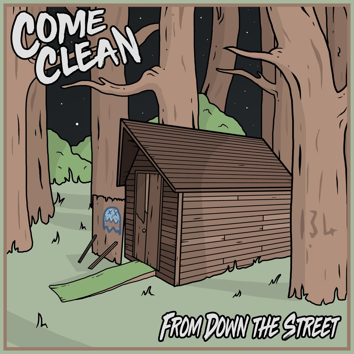 come clean cover art
