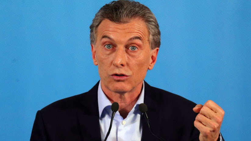 Macri anuncia cambios en el gabinete y nuevas medidas