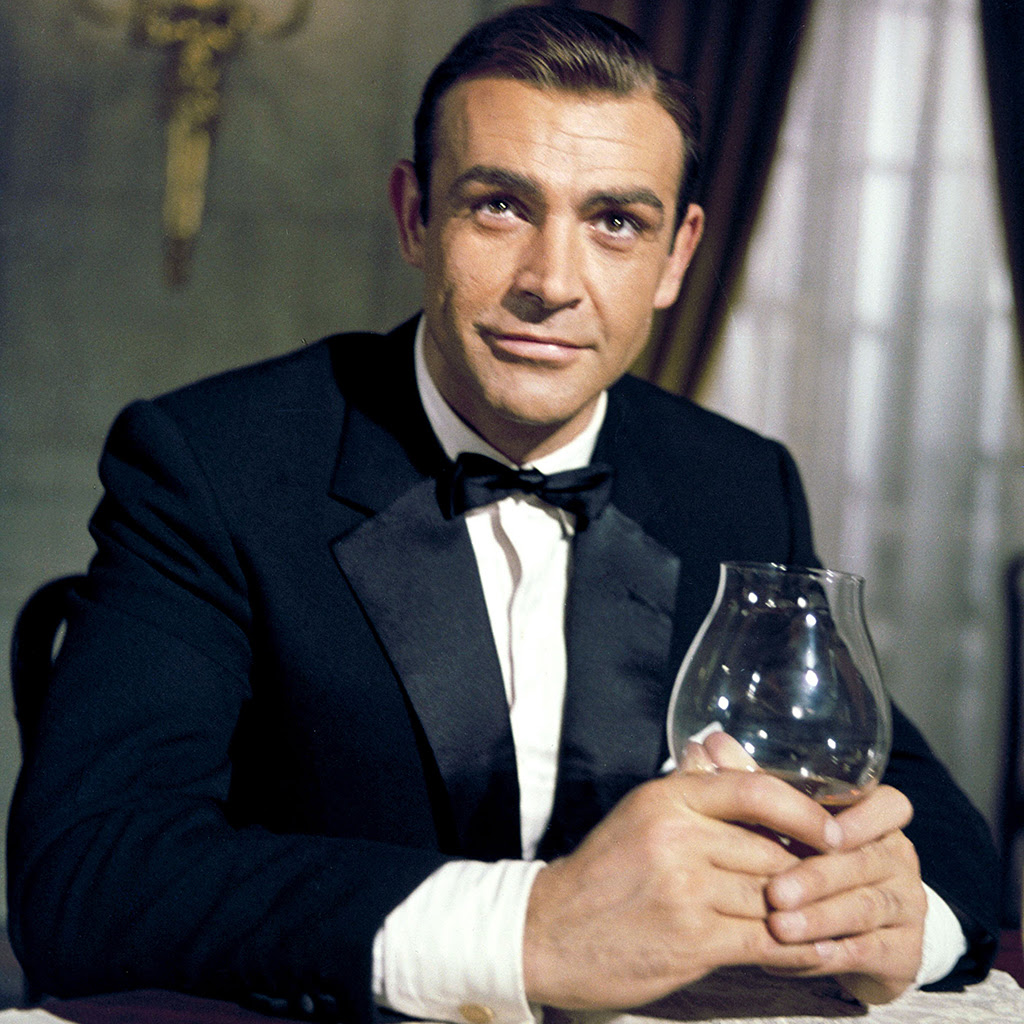 Image result for james bond drinking
