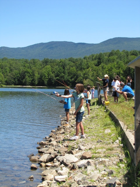 Fish wildlife offering hunting and fishing courses for Vt fish and game license