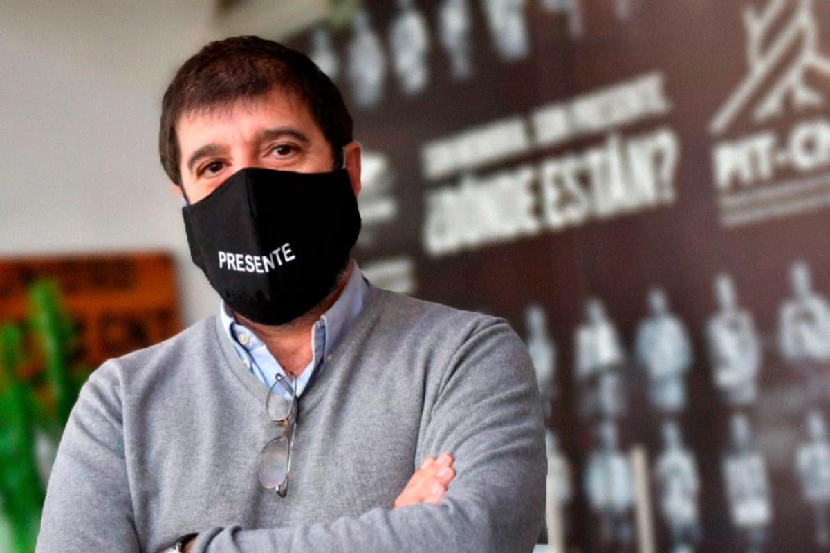 """Fernando Pereira: """"La gente no puede pasar hambre para que los números le cierren al gobierno"""""""