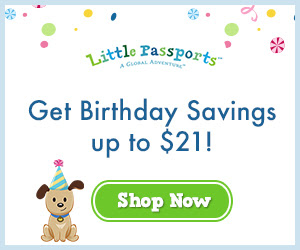 Little Passports is turning 7!