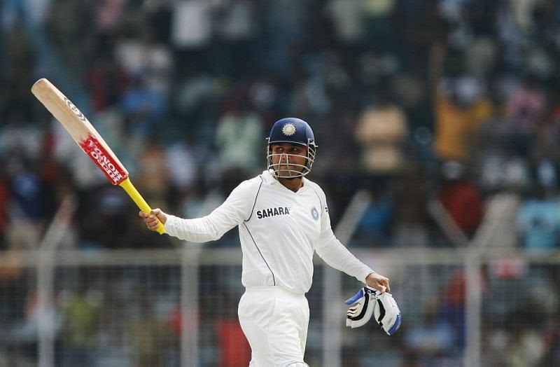 Virender Sehwag didn't get a farewell match