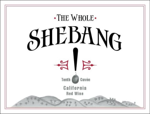 Image result for whole shebang california red