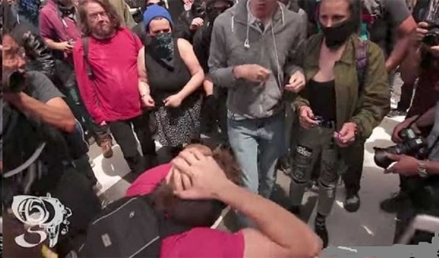 Anti-Trump, Antifascism Groups Becoming Bigger Threat to US, Says Intelligence Expert +Videos