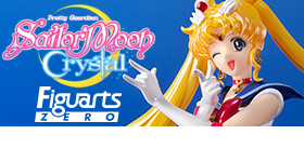 FIGUARTS ZERO SAILOR MOON CRYSTAL