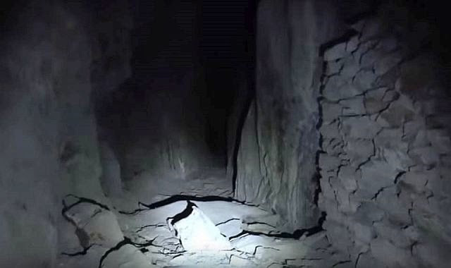 Creepy Sounds Captured in an Abandoned Mine in Australia (Video)