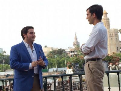 Dias Gomes y Prieto de la Cal hoy en 'Viva los Toros'