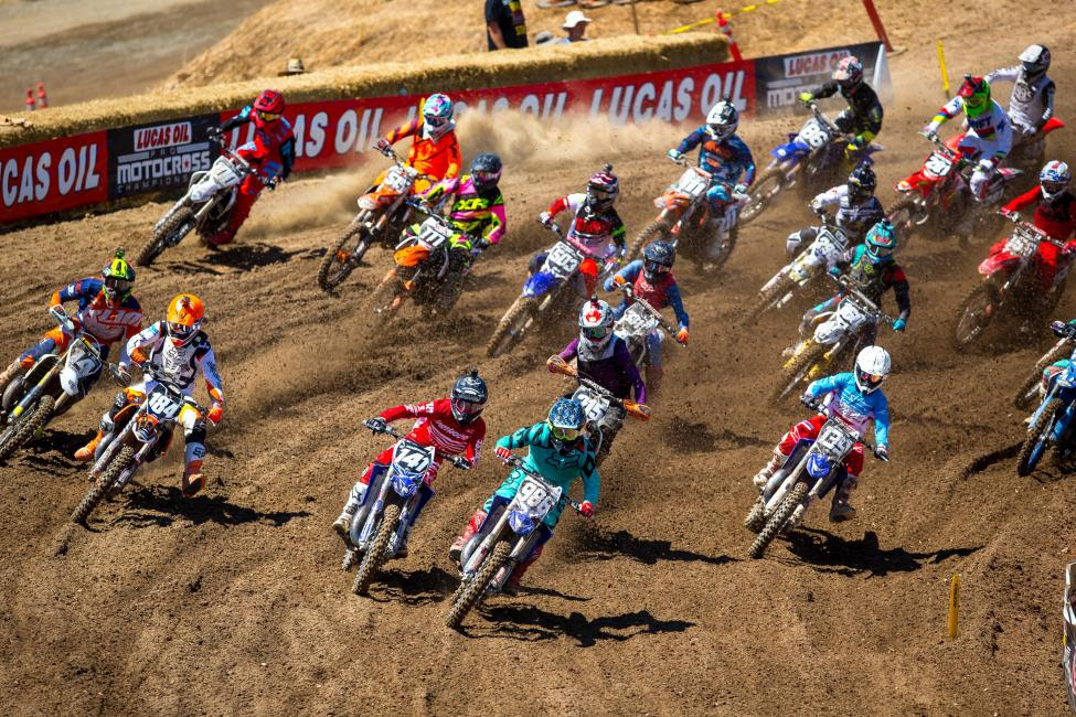 The Dirt Diggers will help open the 125 All Star Series at the 50th Annual Red Bull Hangtown Motocross Classic at the 2018 Lucas Oil Pro Motocross season opener, May 19.