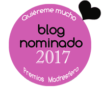 Vota a tus Blogs madresféricos de 2017